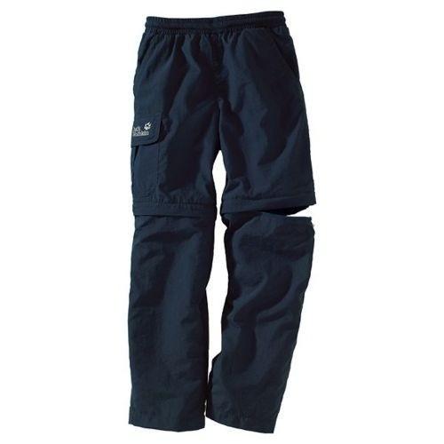 Dziecięce spodnie Jack Wolfskin Zip Off Pants 92