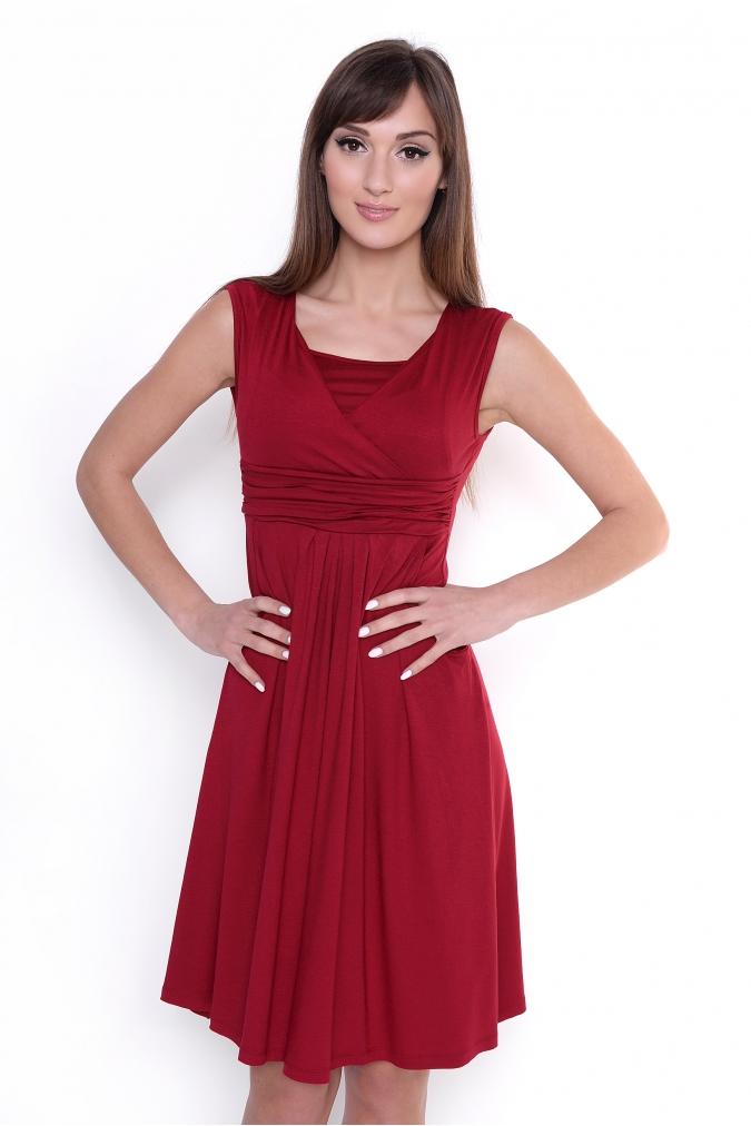 e9f8d47f Sukienka CIĄŻOWA do KARMIENIA Bor 18188 2XL/3XL - 7218373619 ...