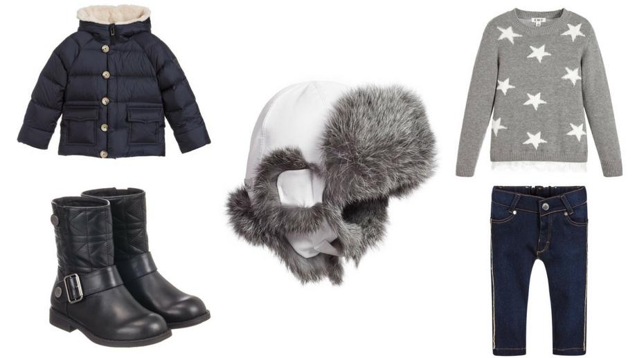 Zimowy must have – wybieramy czapkę dla dziecka