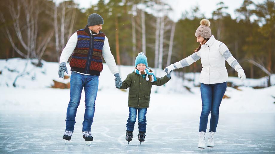 Sportowe ferie, czyli sposób na wolne dni z dzieckiem