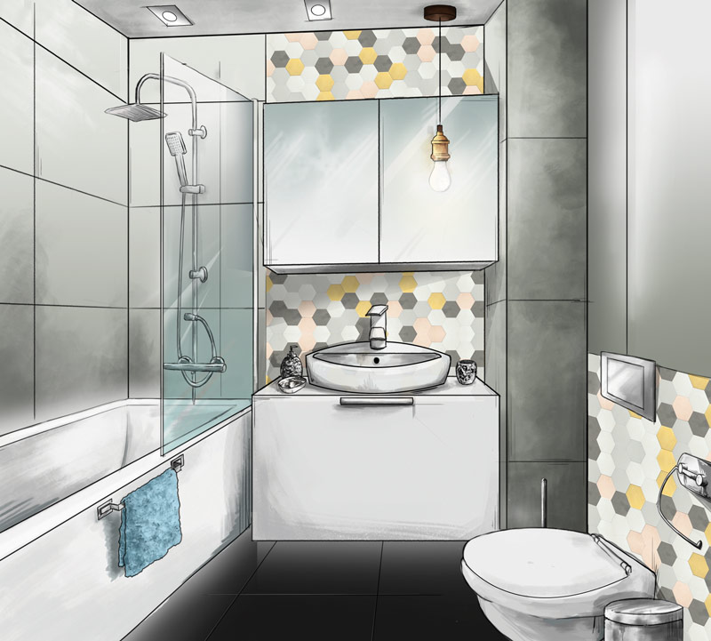 Urządzanie Małej łazienki Jak Ją Zaaranżować By Była