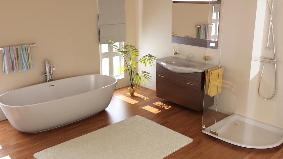 Podłogi Drewniane W łazience Allegropl
