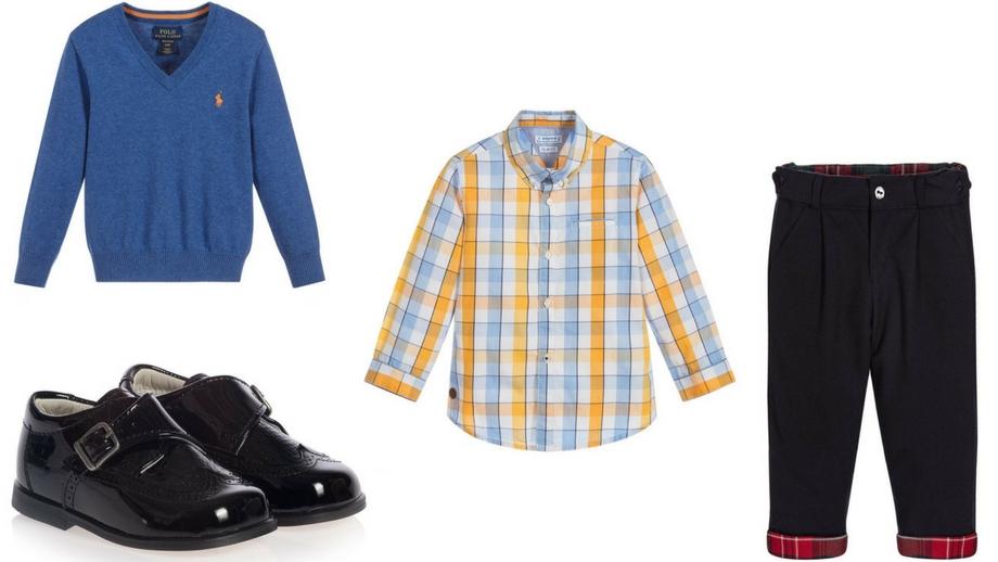 Wielkanoc – sprawdzone propozycje na stylizacje dla chłopca
