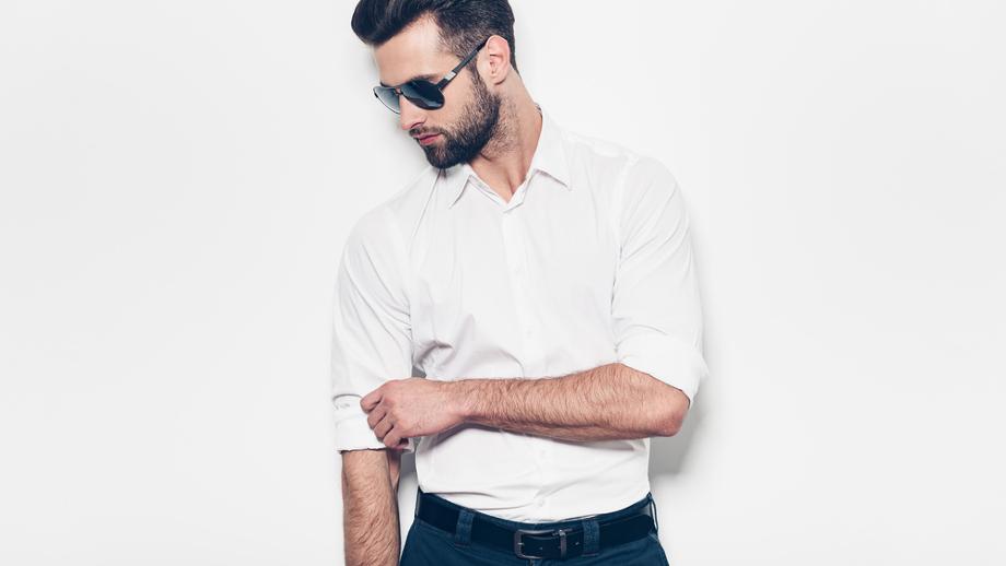 8da25e2570f79 Pięć koszul, których nie może zabraknąć w męskiej szafie - Allegro.pl