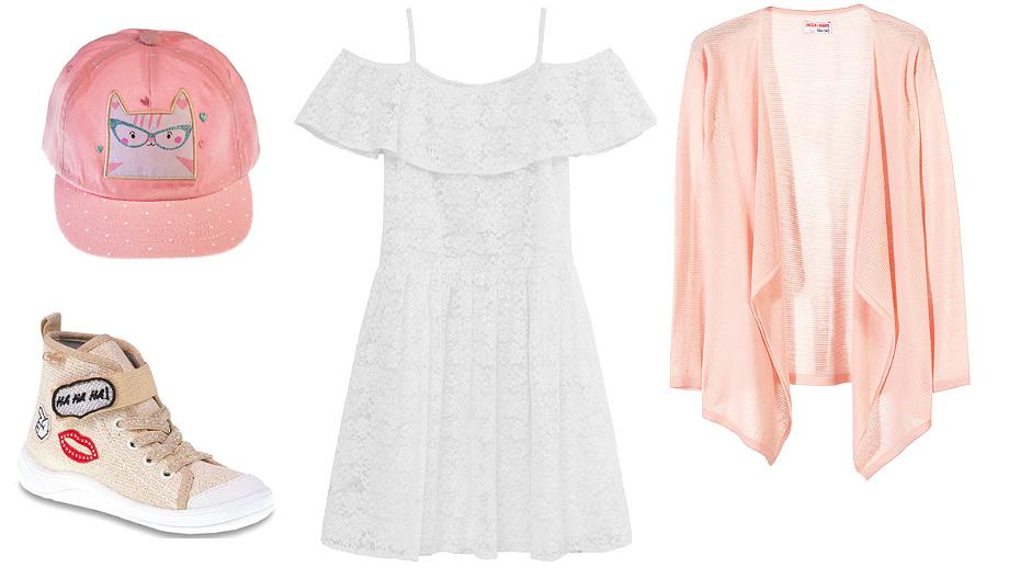 Gorący trend: sukienki z białej koronki
