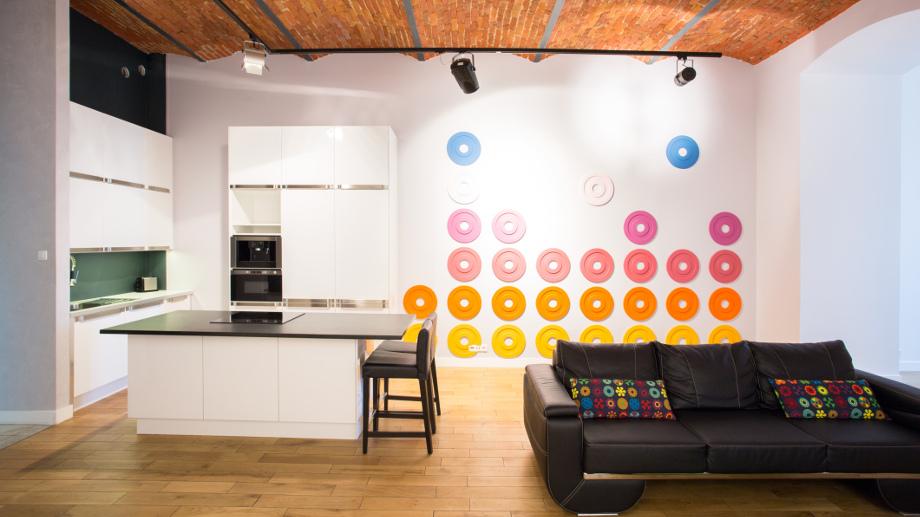 Pomysły na wykończenie ściany w kuchni