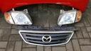Mazda mpv 99-03 решетка фара левая правая europa