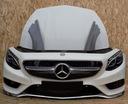 Mercedes s coupe w217 фары перед ils led