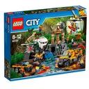 LEGO City Jungle Explorers Baza w dżungli 60161