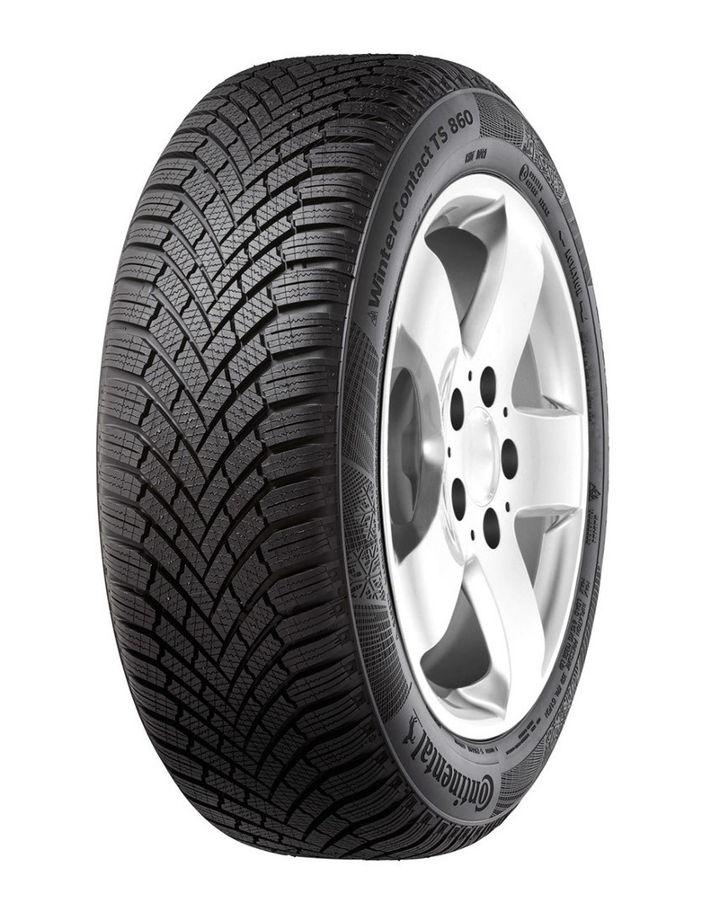 205/55 R16 Continental WinterContact TS 860 zimowe 2016