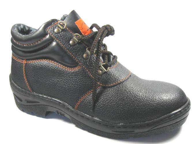 buty robocze męskie na wysokich spodach