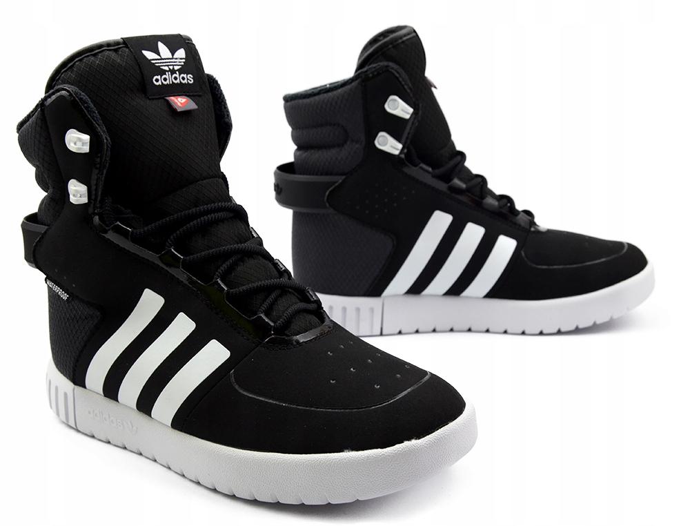 sportowe buty zimowe damskie adidas