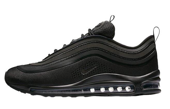 buty nike air max 97 czarne