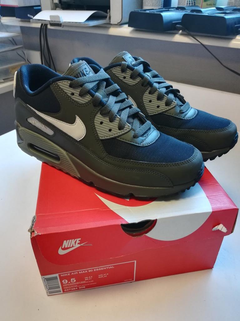 Buty Nike AIr Max 90 537384309 R. 43 Używane