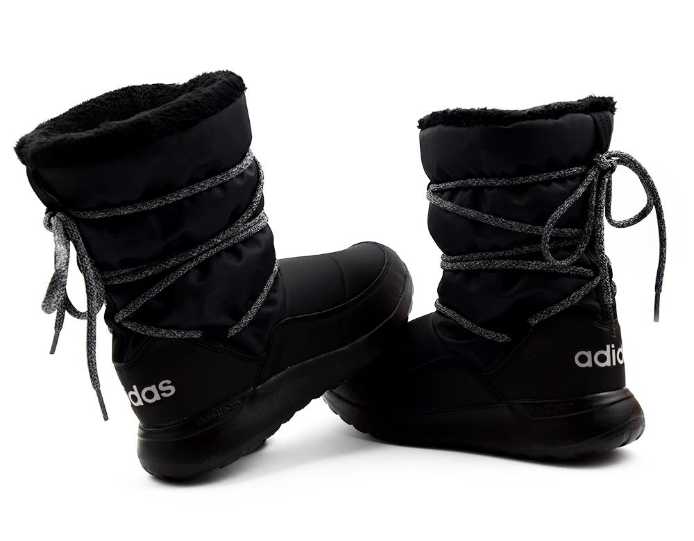 Buty zimowe Adidas śniegowce r.39 Ocieplane