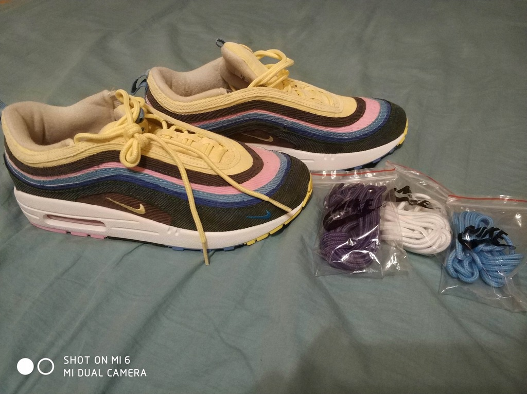 Nike Air Max 97 Nowe 4226.5 cm