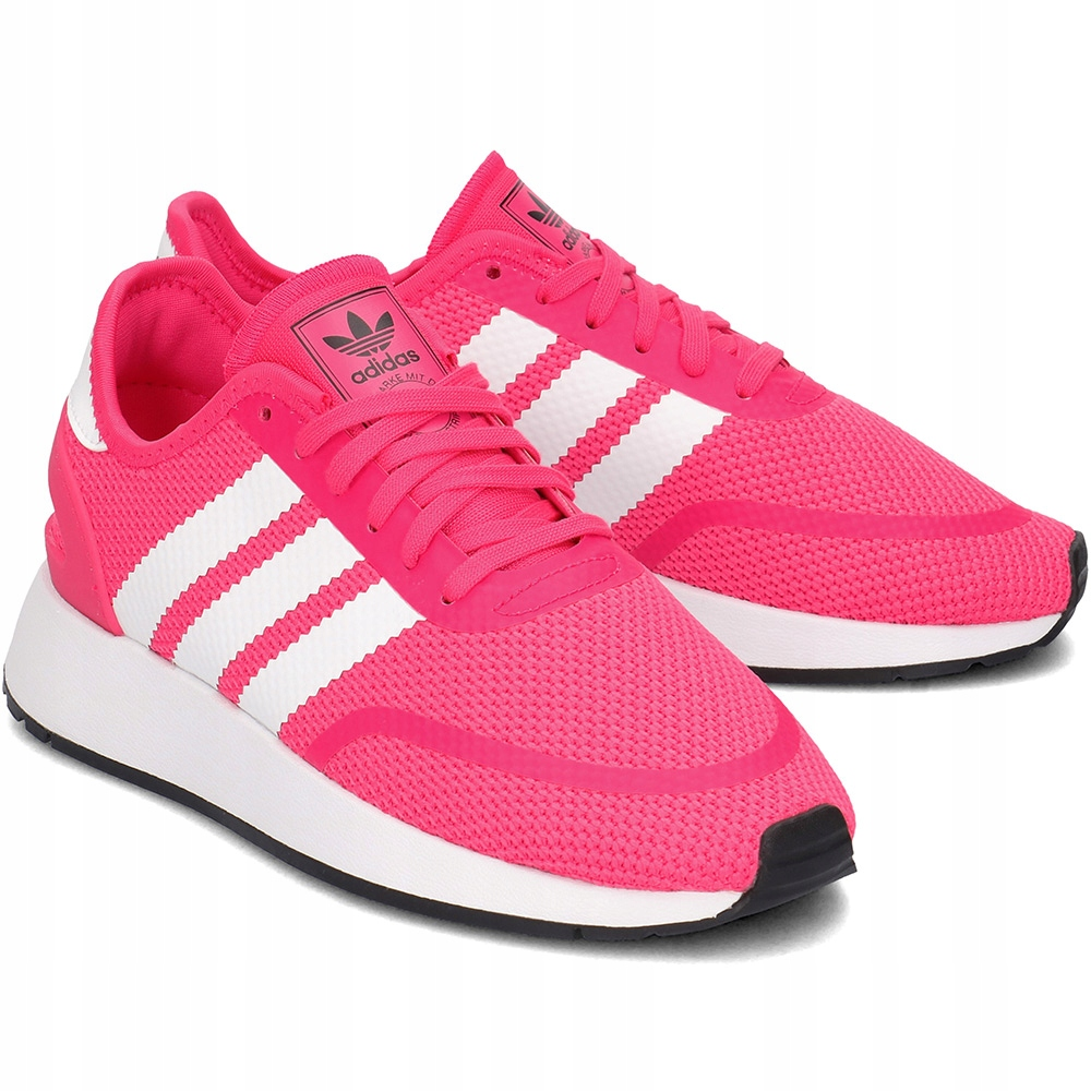ADIDAS Buty Młodzieżowe Różowe R.36