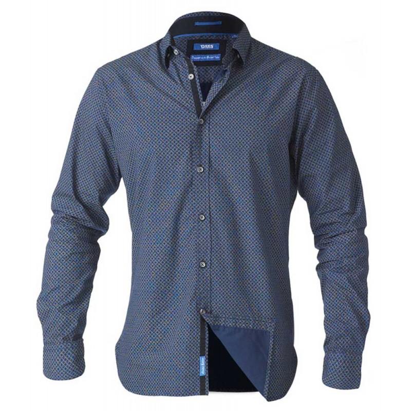 Koszule męskie w dużych rozmiarach   Hirmer DUŻE ROZMIARY