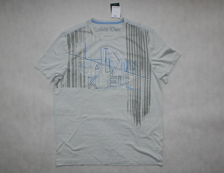 CALVIN KLEIN bawełniana koszulka NOWA --------- L