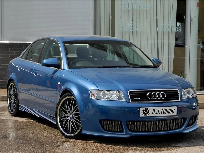 Audi A4 B6 8e Zderzak Przedni Dj Tuning 7725490116 Oficjalne Archiwum Allegro