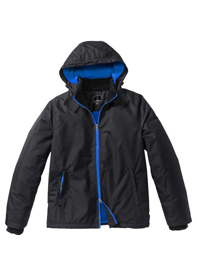 Kurtka outdoorowa Regular Fit czarny 46 S 922070