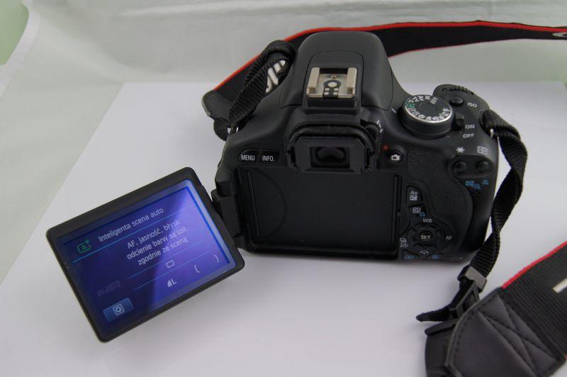 Aparat Canon Eos Rebel T3i Eos 600d Usa 7346236718 Oficjalne Archiwum Allegro