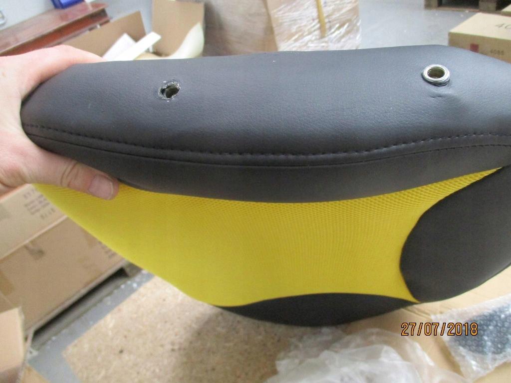 Krzesło iCHAIR żółte BCM 7525395486 oficjalne archiwum