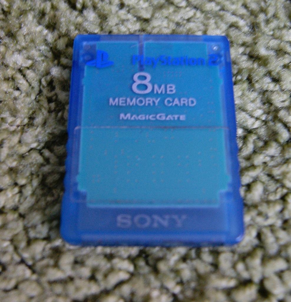 Karta pamięci SONY 8 MB ~ORYGINALNA~ JAPAN
