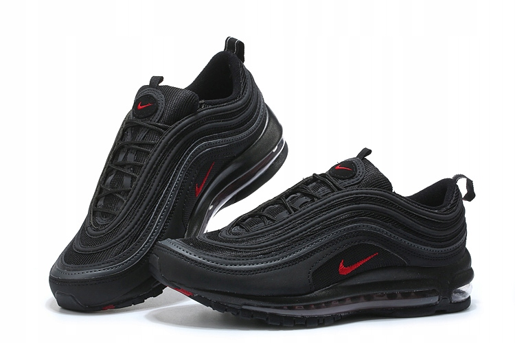 Buty M?skie NIKE air max 97 BlackRED r.43 HIT CEN