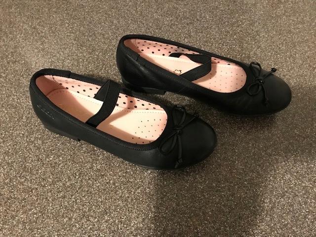 Nowe baletki GEOX