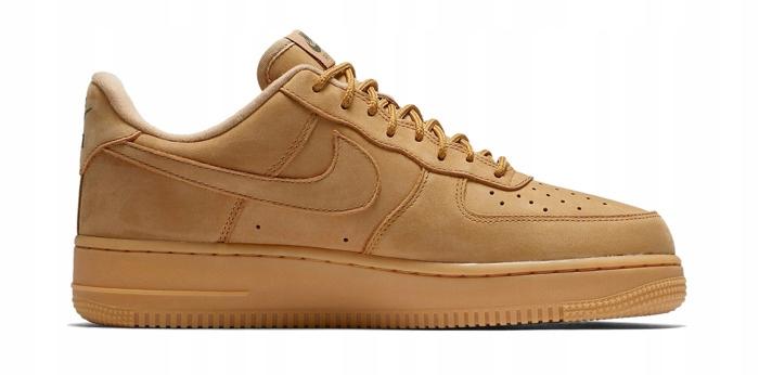 Buty męskie Nike Air Force 1 Low 07 WB Flax Wheat