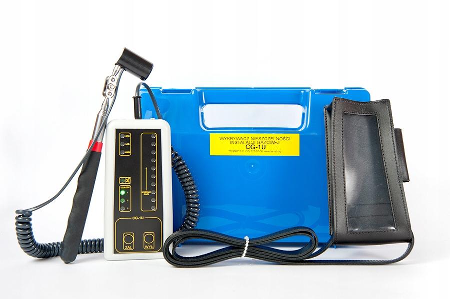 Wykrywacz gazu CG-1U; detektor nieszczelności