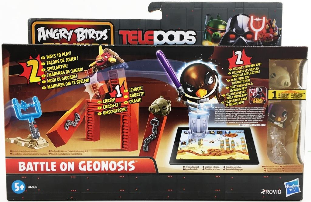 Angry Birds Star Wars Telepods Zestaw 7687511745 Oficjalne Archiwum Allegro