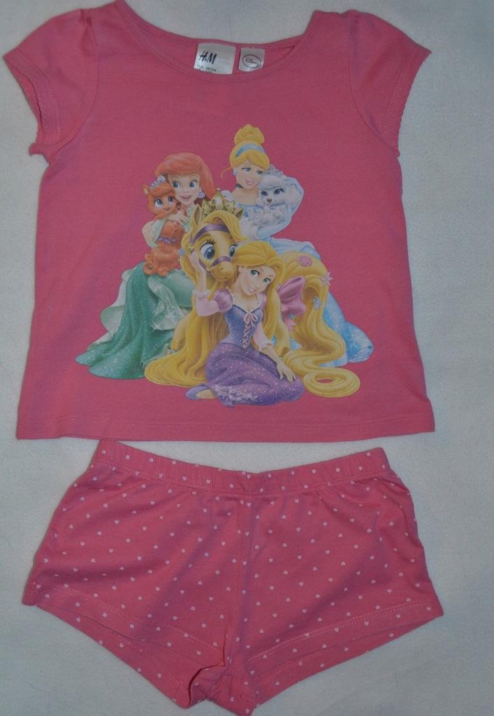 Piżamka letnia Disney H&M, 98/104