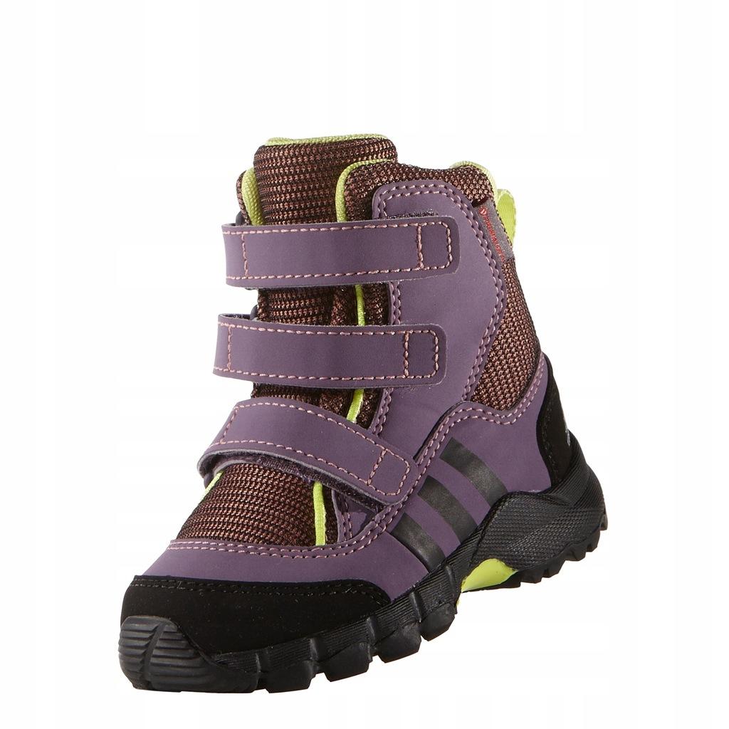 buty dziecięce zimowe śniegowce adidas r 23 B33259
