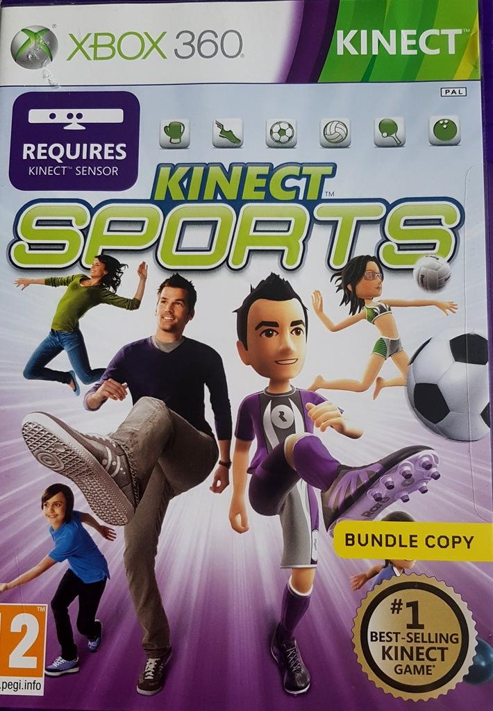 Kinect Sports Napisy Pl Xbox 360 7215328258 Oficjalne Archiwum Allegro