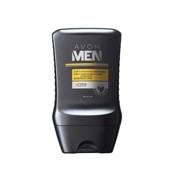 Avon Energetyzująco nawilżający balsam po goleniu