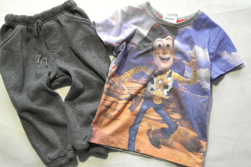 NEXT t-shirt+ REBEL dresy 80