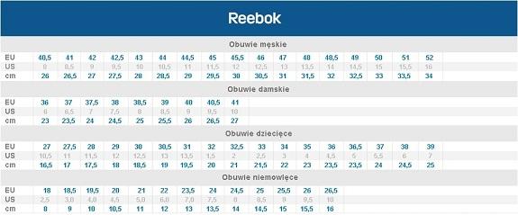Buty Reebok Ventureflex II Stride M46678 R 23,5