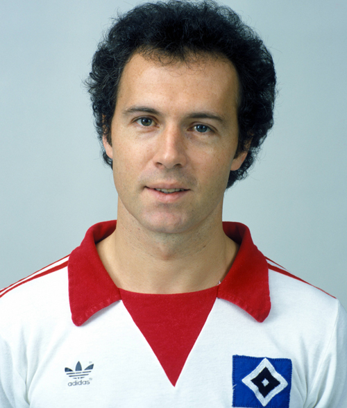 Franz Beckenbauer Hsv