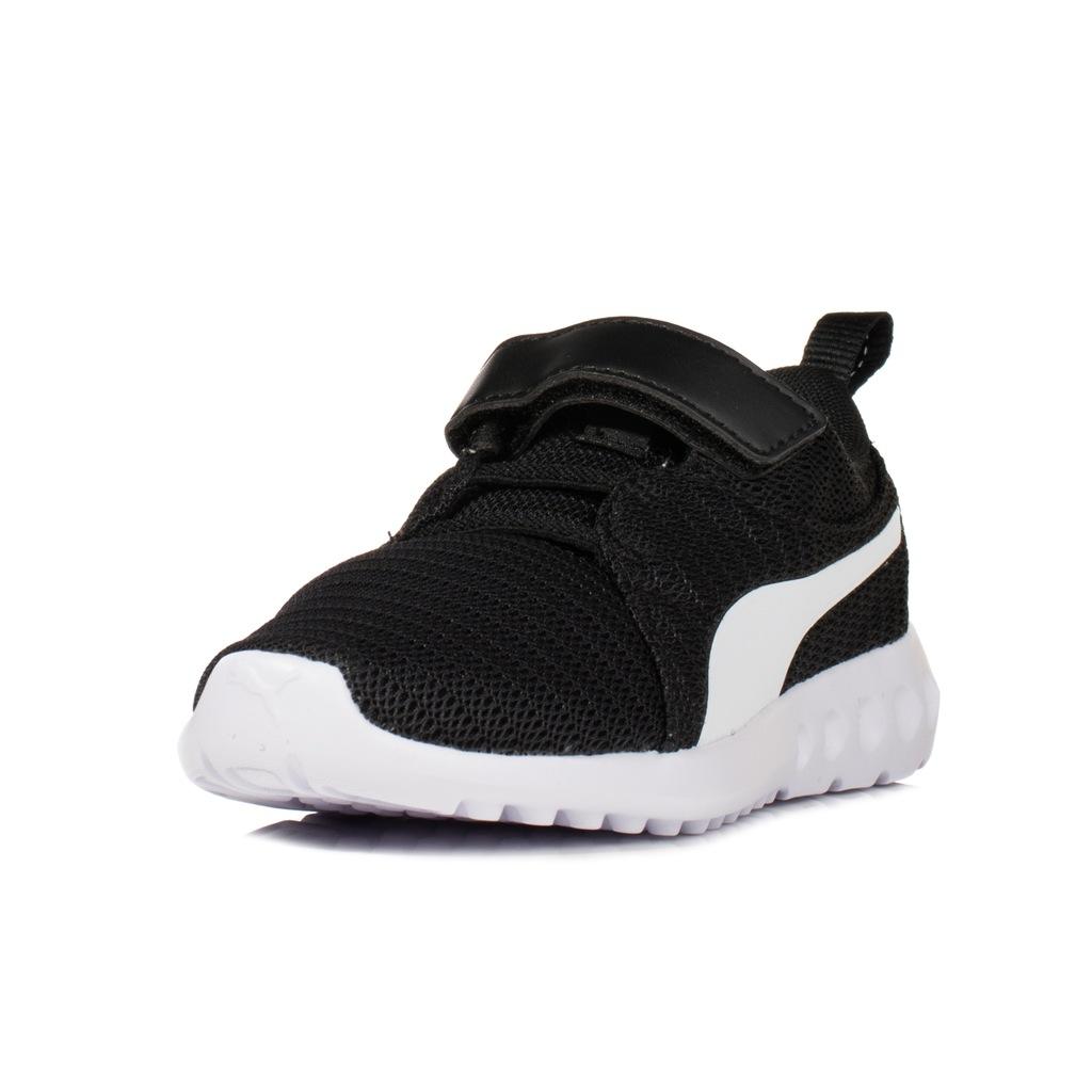 Buty dziecięce Puma Carson 2 czarne 190565 02 r 35