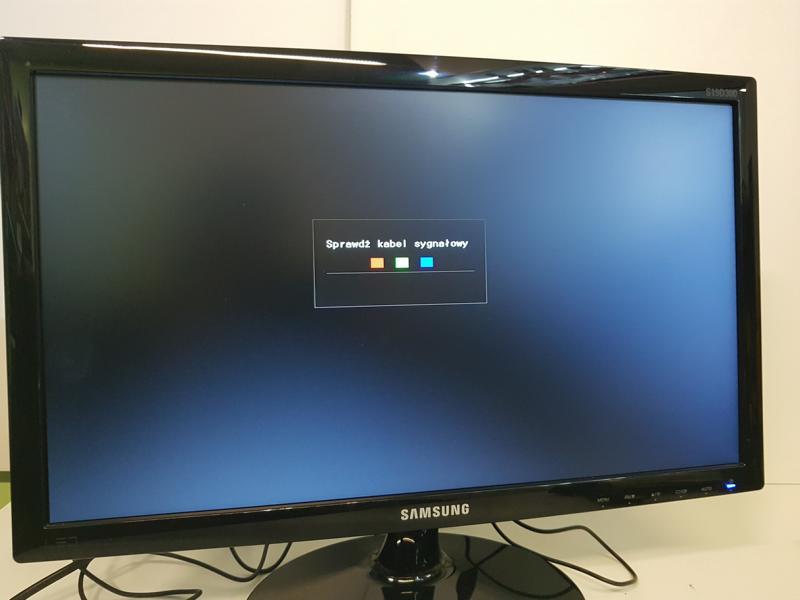 Monitor Samsung 19 Cali Ls19d300 7761648158 Oficjalne Archiwum Allegro