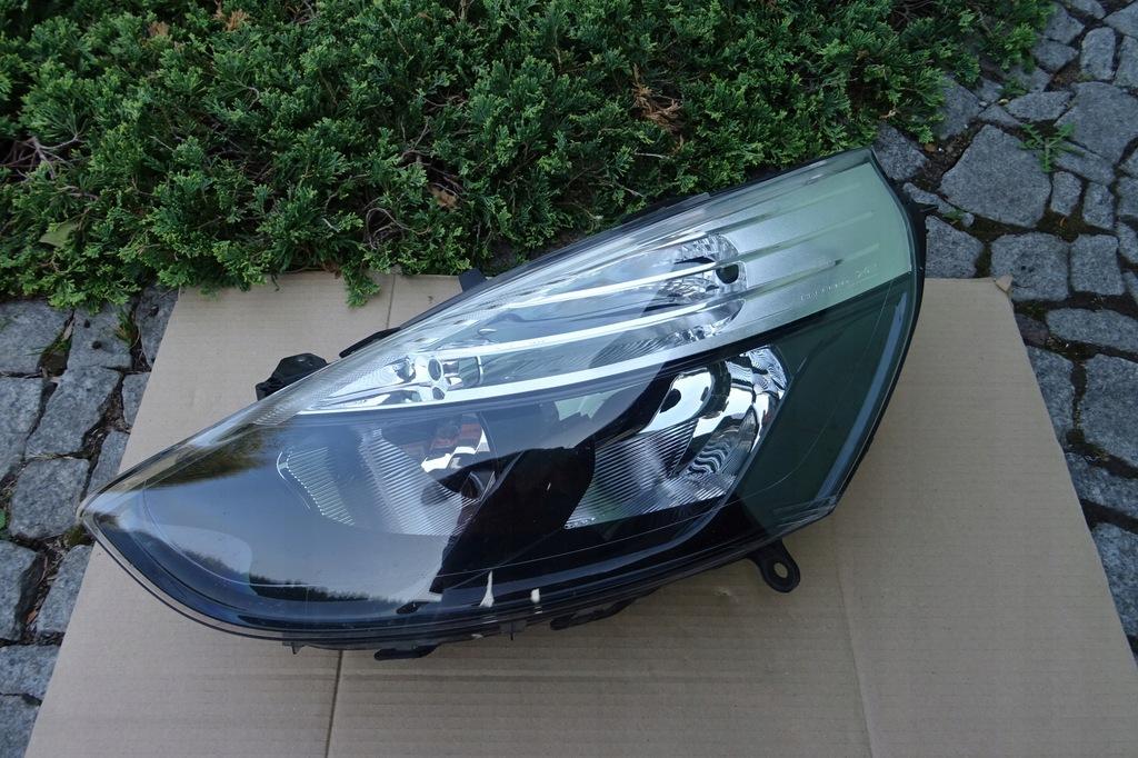 allegro lampy przednie uzywane do samochodu reno thalia 2016