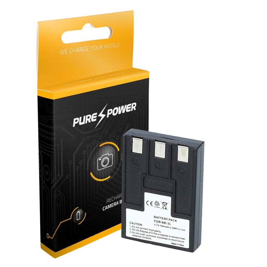 Power batería Li-ion 790mah para Canon PowerShot sd100