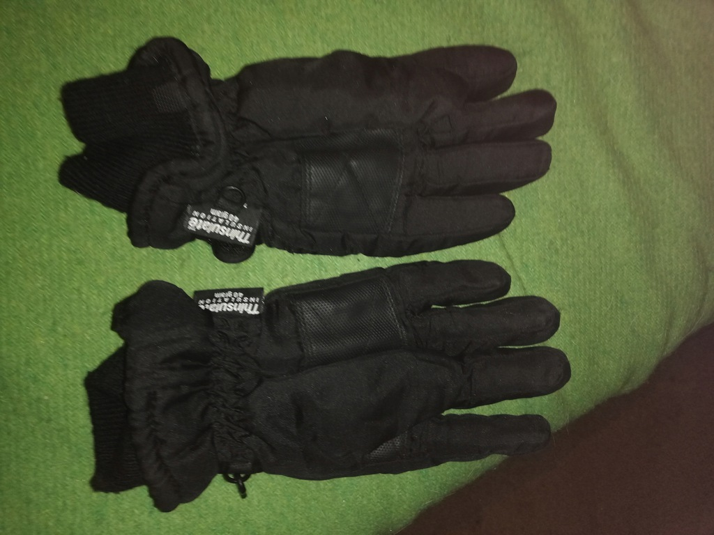 Rękawiczki na polarze