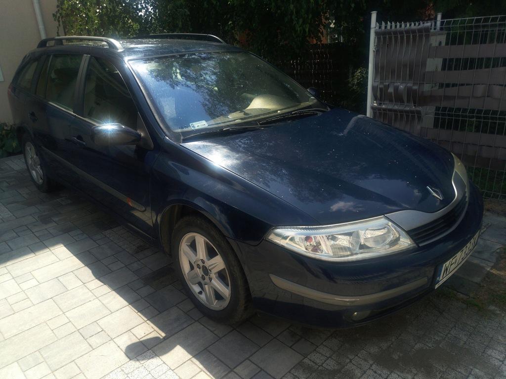 Renault Laguna II 1.8+LPG WARSZAWA! ZADBANA!