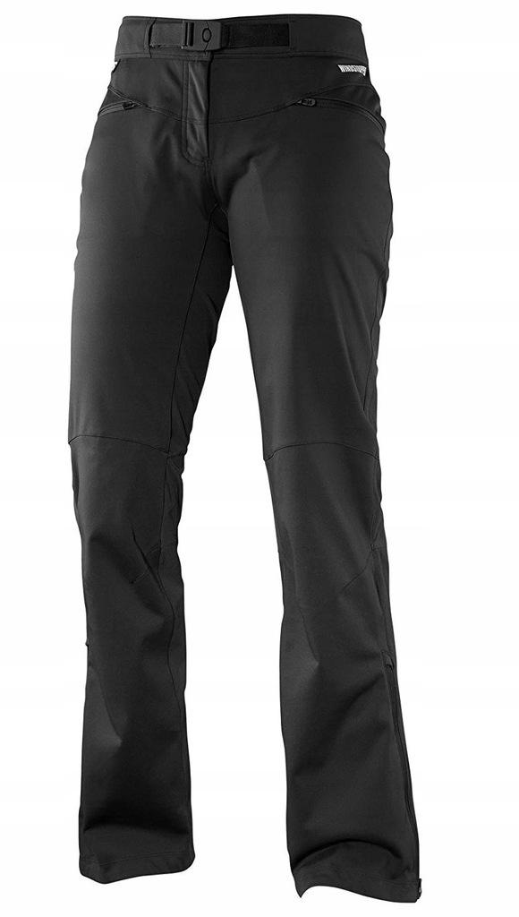 Salomon Baron Gore Windstopper spodnie damskie 36