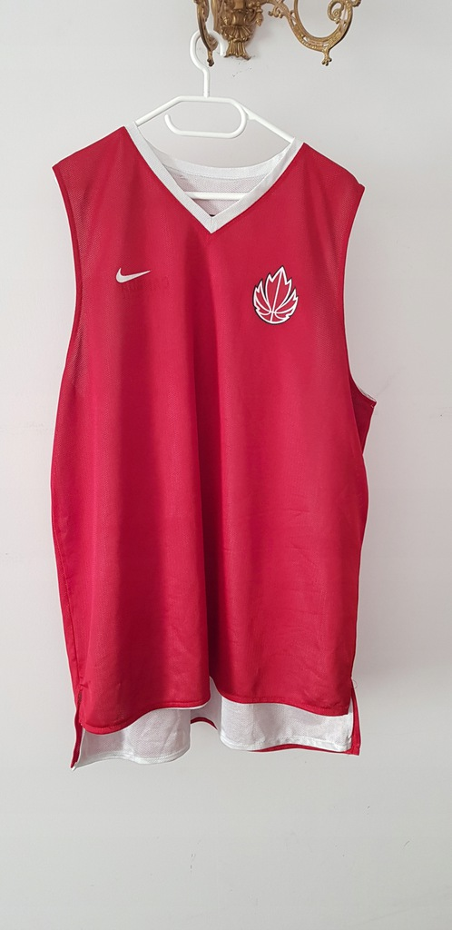 NIKE Canada Basketball koszykarska dwustronna