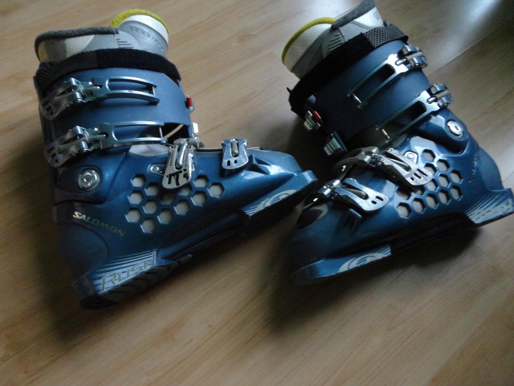 Buty narciarskie damskie salomon rush x7 rozmiar 25