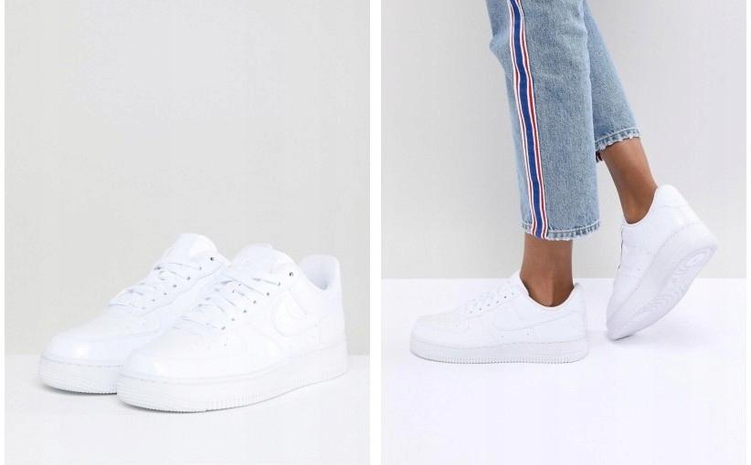 air force one białe damskie sneakers|Darmowa dostawa!